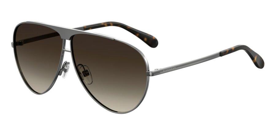 Очки Givechy GV 7128/S RUTHENIUM солнцезащитные купить