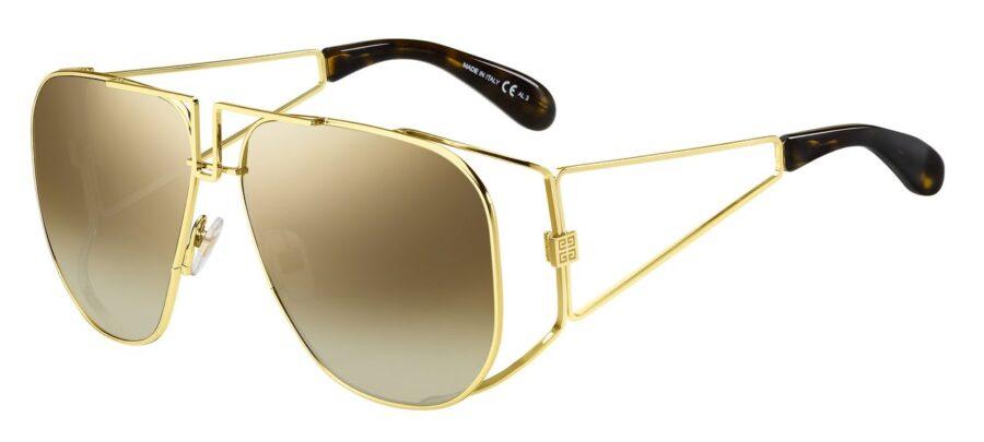 Очки Givechy GV 7129/S GOLD солнцезащитные купить