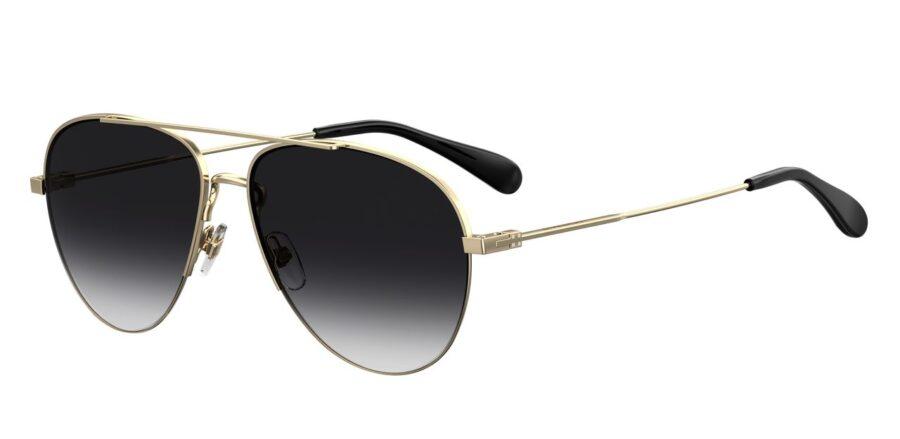 Очки Givechy GV 7133/G/S GOLD солнцезащитные купить