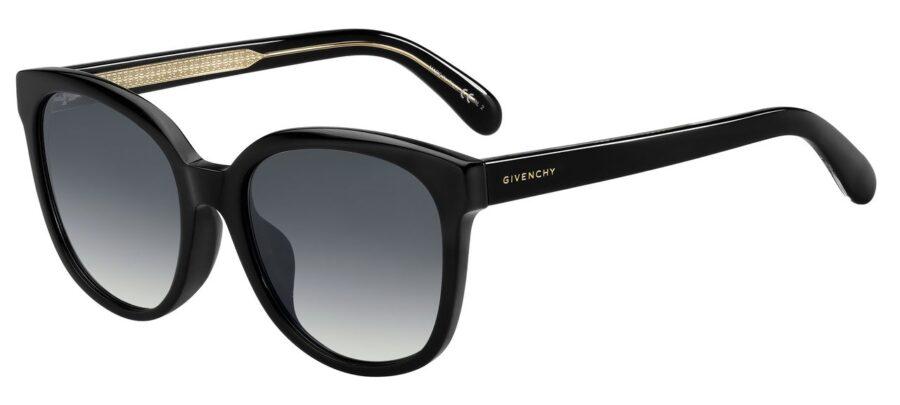 Очки Givechy GV 7134/F/S BLACK солнцезащитные купить