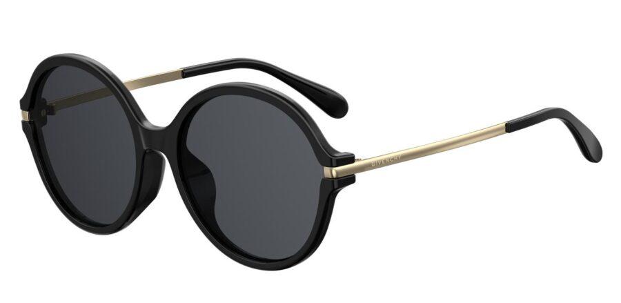 Очки Givechy GV 7135/F/S BLACK солнцезащитные купить