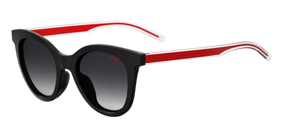Очки HUGO HUGO BOSS HG 1043/S BLK REDGD солнцезащитные купить