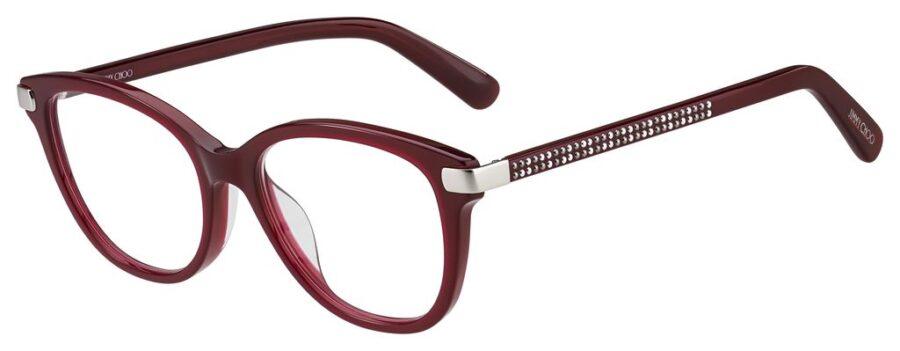 Очки JIMMY CHOO JC196 OPLE BURG для зрения купить