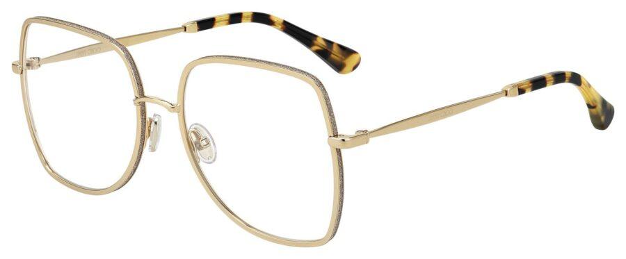 Очки JIMMY CHOO JC228 GOLD для зрения купить