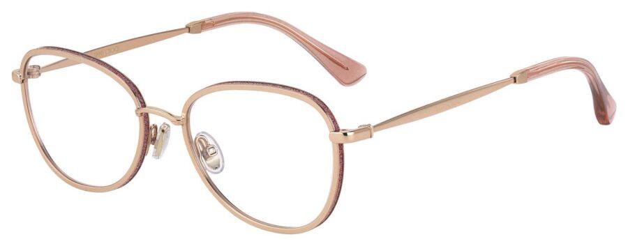 Очки JIMMY CHOO JC229 GOLD PINK для зрения купить