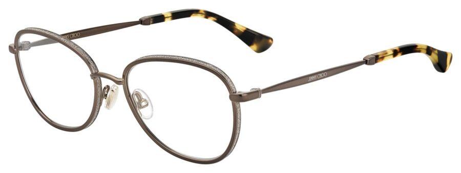 Очки JIMMY CHOO JC229 SMT BRONZ для зрения купить
