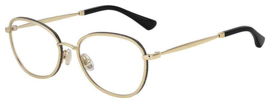Очки JIMMY CHOO JC229 GOLD BLCK для зрения купить