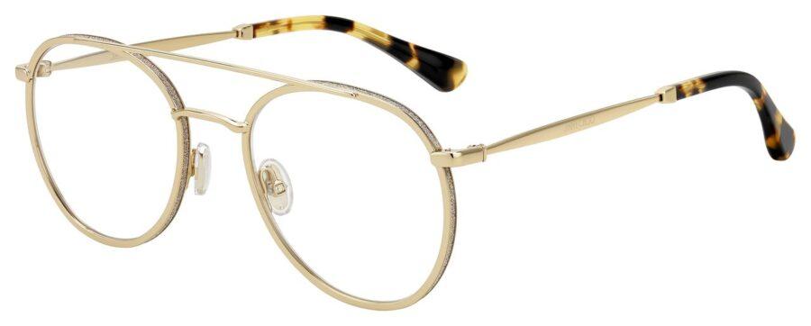 Очки JIMMY CHOO JC230 GOLD для зрения купить