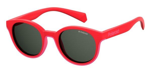 Детские очки POLAROID PLD 8036/S CORAL солнцезащитные купить
