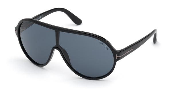 Очки Tom Ford TF 814-N 01A солнцезащитные купить