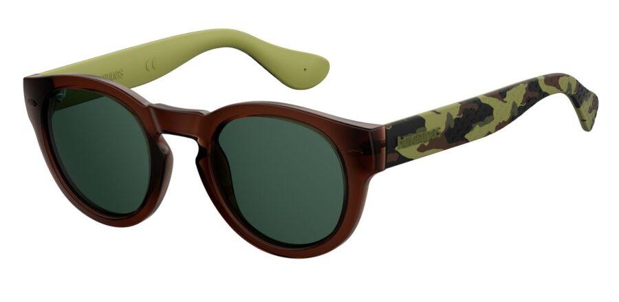 Очки HAVAIANAS TRANCOSO/M BWGRNPOIS солнцезащитные купить