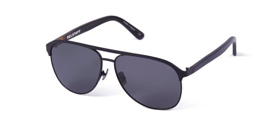 Очки BELSTAFF EQUINOX  SHINY BLACK солнцезащитные купить