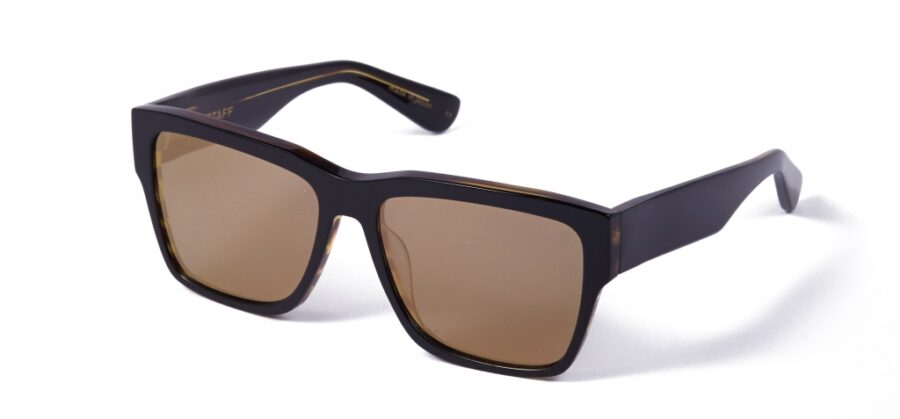 Очки BELSTAFF STIRLING BLACK ON DT солнцезащитные купить