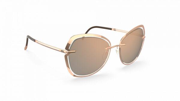 Очки Silhouette 8180 3520 0/0 солнцезащитные купить