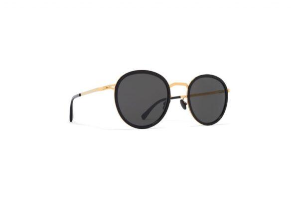 Очки NULL TUVA A15-Glossygold/Black солнцезащитные купить